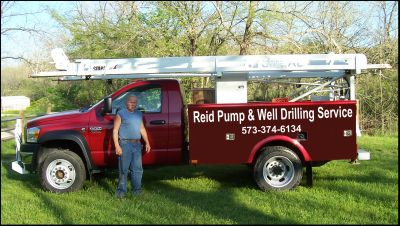 Water well and pump drilling, trenching, repair and service